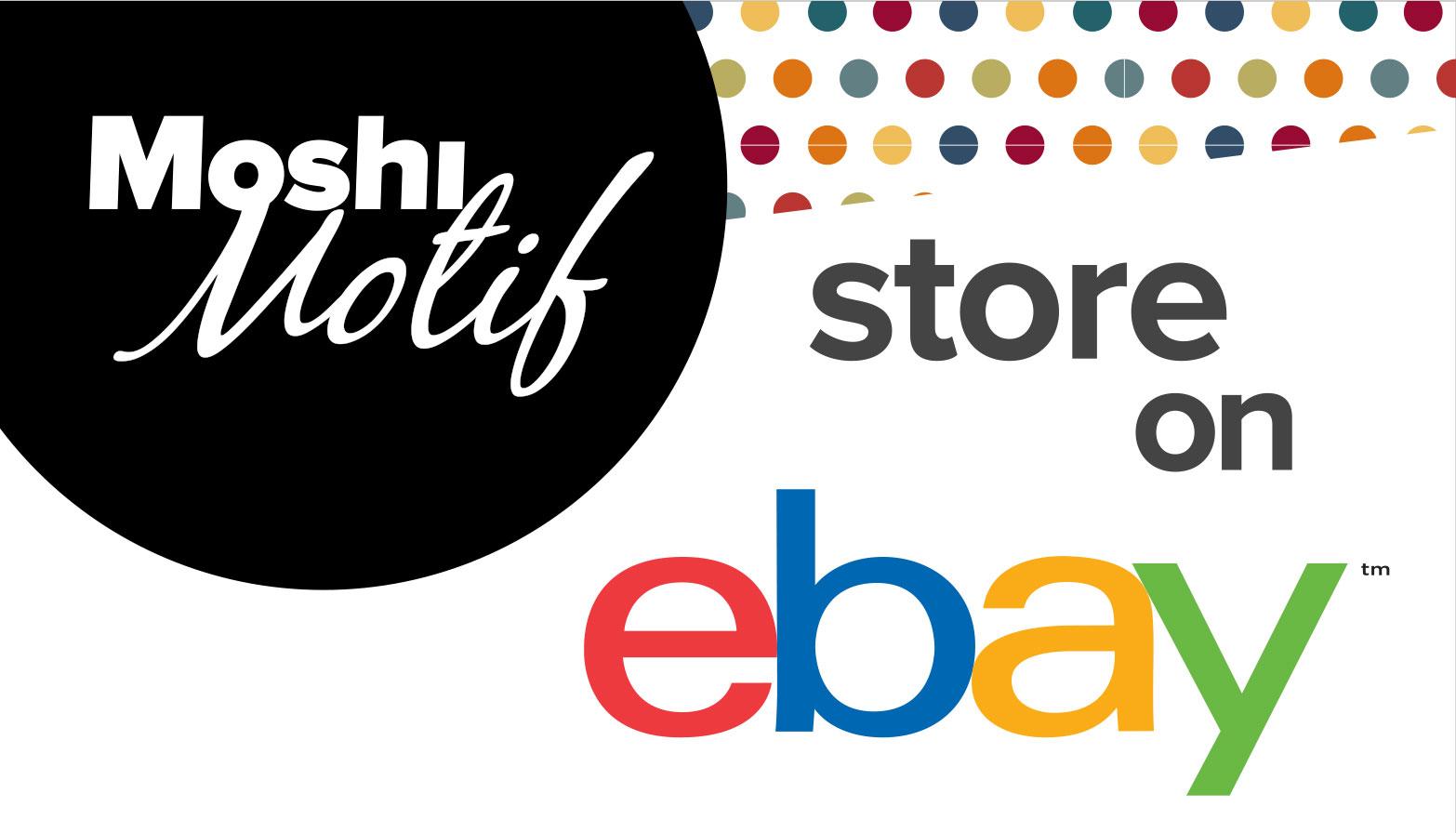 Moshi Motif on eBay